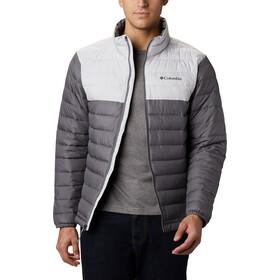 Columbia Powder Lite Jacket Men city grey/nimbus grey